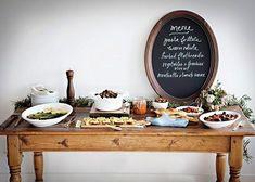aperitif dinatoire decoration buffet
