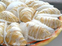 Welcome Home Blog: ♥ Strawberry Hand Pies