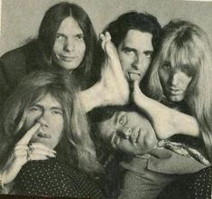 The original Alice Cooper group 1973 Classic Rock And Roll, Alice Cooper, My Dad, Hard Rock, My Music, Heavy Metal, My Favorite Things, The Originals, Couple Photos