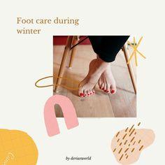 #footcare #foots #feets Feet Care, Beauty Secrets, Pedicure, Beauty Women, Winter, Shopping, Winter Time, Pedicures, Foot Care