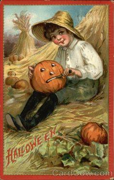 Halloween - Frances Brundage
