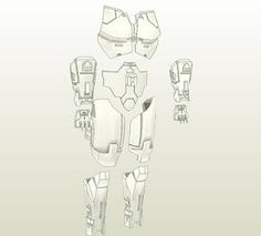 jedi armor templates | ... its not Sith Acolyte's original armor from SWTOR but a custom one