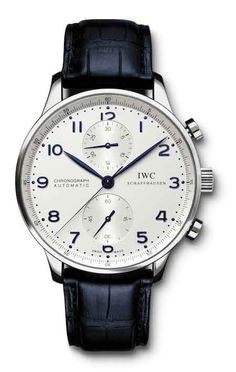 www.watchtime.com | blog | Fratello Friday: Top 5 Iconic Chronograph Watches | IWC Portuguese Chrono 560