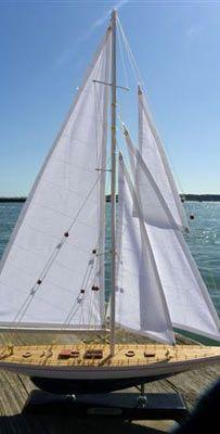 My boat.