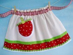 SALE PDF ePattern Strawberry and Watermelon di preciouspatterns