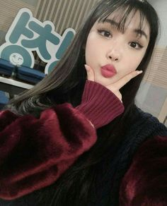 Pretty People, Beautiful People, Chung Ah, Kim Chanmi, Kim Chungha, Homo, Korean Makeup, Ulzzang Girl, Korean Singer