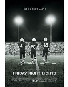 Friday Night Lights | 25 Movies You Didn't Know Were Based on Books