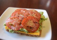I LOVE avocados, especially the black Haas avocados.  Theyre creamy and have such a buttery taste, and yet are cholesterol-free.  This recipe makes a really delicious sandwich.  When I make it for the kids, I eliminate the cumin, but add it  when Im making a sandwich for myself - I like cumins very mild spicy flavor that has a hint of caraway in it.