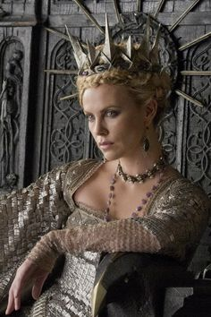 fantastic crown of Charlize