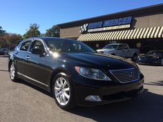 Lexus Ls Sedan Eddie Mercer Automotive Pinterest