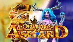 Parhaat online-slot Slot V! Esimerkiksi Fortunes of Asgard Microgaming - pelaa täysin ilmaiseksi! Online S, Casino Bonus, Casino Games, Slot, Las Vegas, Studios, Last Vegas