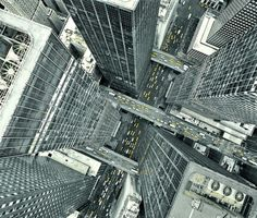 Christian Stoll's Cityscapes   Magical Urbanism