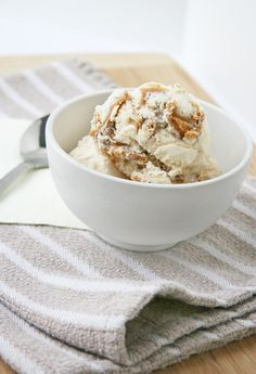 Peanut butter icecream