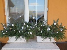 Xmas Decorations, Christmas Inspiration, Winter Christmas, Holidays And Events, Natural, Wreaths, Plants, Diy, Education