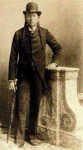 Quanah (aka Fragrance, aka Quanah Parker) - Comanche/Scots-Irish - 1908