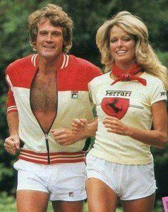 70s Power Couple Lee Majors and Farrah Fawcett