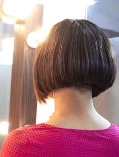 Hair Dye Colors, Hair Color, Bob Hairstyles, Haircuts, Bald Heads, Hair Tattoos, Bowl Cut, Page Boy, Shaved Hair