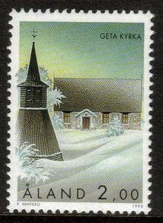 ALAND 1995 GETA CHURCH