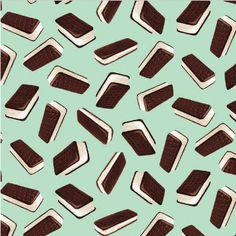 Ice Cream Sandwich Fabric | 31 Insane Fabrics You Can Actually Buy