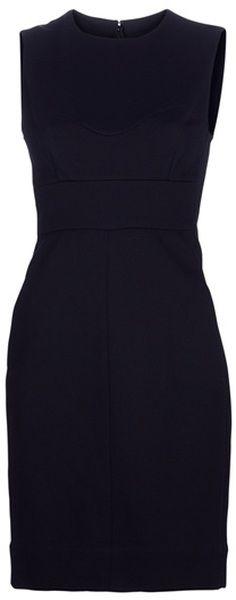 Classic little black dress - DVF Hibiki Dress