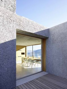 House in Brissago / Wespi de Meuron Romeo architects | ArchDaily