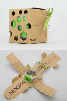 Nooka Glue-less Custom Box! A great gift idea for an upcoming birthday or anniversary gift!