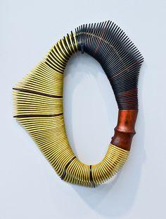 LIV BLAVARP-NORWAY , Collect 2011: Galleri Kunst1 by Norwegiancrafts, via Flickr