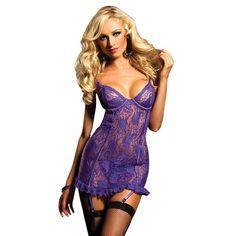 2016 new Sexy Babydolls Sleepwear Women Erotic Lingerie Dress ,Sexy Lingerie Hot Pajamas mini dresses Plus size 4XL/5XL/6XL