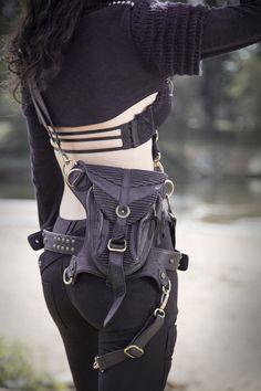 Gunslinger Stash Bag by Ayyawear