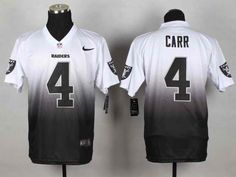 New NFL Oakland Raiders 4 Carr Nike Drift Fashion II http   www. d9ba56599