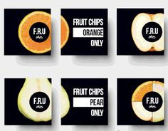 "Check out new work on my @Behance portfolio: ""F.R.U chips"" http://be.net/gallery/53727805/FRU-chips"