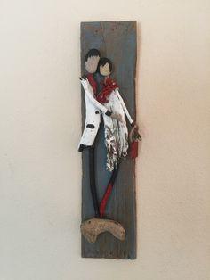 :-- : Payton My Board : Payton : : My Board : Payton Driftwood Sculpture, Sculpture Art, Stick Art, Driftwood Crafts, Creation Deco, Pebble Art, Stone Painting, Metal Art, Creative Art
