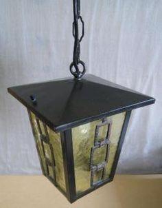 Alte Lampe, Deckenleuchte, Laternenform bestellen bei Online Shop Gebrauchtwaren Neu-Ulm - markt.de