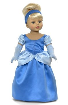 MADAME ALEXANDER 'Cinderella' Collectible Doll (18 inch) available at #Nordstrom