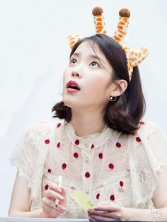 IU 170507 palette FanSign Event Iu Fashion, Korea Fashion, Celebrity List, Female Reference, 1 Girl, Korean Artist, Korean Actresses, Her Music, Best Actor