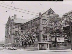 Museum of Applied Arts and Science on Harris St,Ultimo,Sydney during the 1960s.A♥W