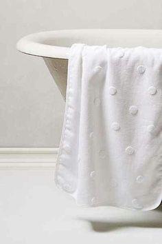 Bath towel Anthropoligy