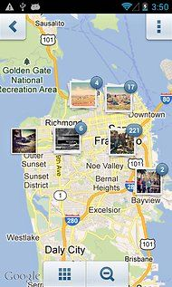 """Instagram Refreshes App by Including Photo Maps"" - Jennia Wortham, 16 Aug 2012, NYTimes.com"