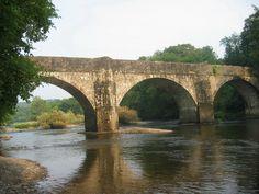 Bridge at Nantgaredig, Carmarthenshire