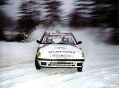 Colin McRae Sweden 1992 - Subaru Legacy RS Turbo Sport Cars, Race Cars, Motor Sport, Richard Burns, Subaru Rally, Colin Mcrae, Rally Raid, Subaru Legacy, Mazda