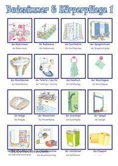 Badezimmer & Körperpflege 1