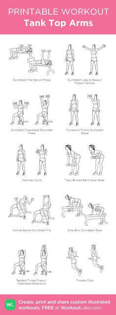Arm Workout Challenge for Women to Lose Arm Fat If you're wondering how to lose arm fat fast?, give this 30 day arm workout challenge a go. Your arms are an important part of your body. In fact, there is no…Read more → Arm Workouts At Home, Gym Workouts, Arm Workout At Gym, Bicep Workout Women, Arm Workout Women With Weights, Arm Workout No Equipment, Fitness Workouts Arms, Workout Plans, Workout Routines