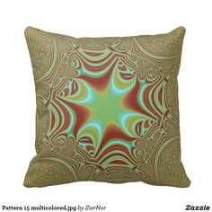 Pattern 15 multicolored.jpg pillow