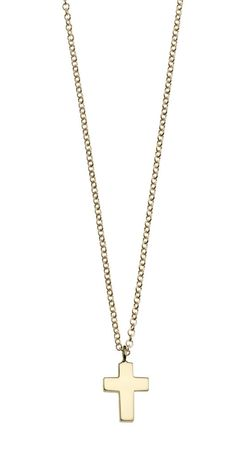 Cross Necklace | Cross | Minor Obsessions