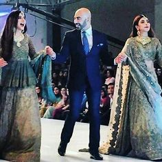 #HSY with beauties #UrwaHocane & #MawraHocane  #follow #followme #followforfollow #showbiz #actress #love #peace #pakistan #uk #usa #dubai #samysays #fashion #film #drama #series