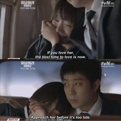 """""""You must confess now. You never know what will happen in the future. Your next chance may never come."""" #Reply1997"""