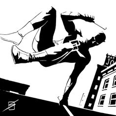 Daredevil by Ron Salas