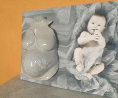 "Babybelly ""Jakob"" © by Sigrid Kiesenhofer www.acrylmalerei-sk.at Belly Art, Body Cast, Great Photographers, Baby Bumps, 3d, Ideas, Creative"
