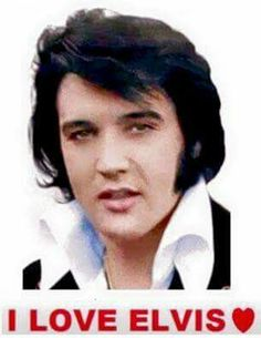 I LOVE ELVIS!  Fans have come up with great ways to pay tribute to Elvis. I wonder how many phones Elvis is the screen saver on, he's on mine