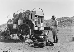 "THE CHUCK WAGON! Ever wonder how it came to be? Or why it is called ""CHUCK?""  Read our blog story! CLICK HERE:  http://stargazermercantile.com/the-chuck-wagon/"